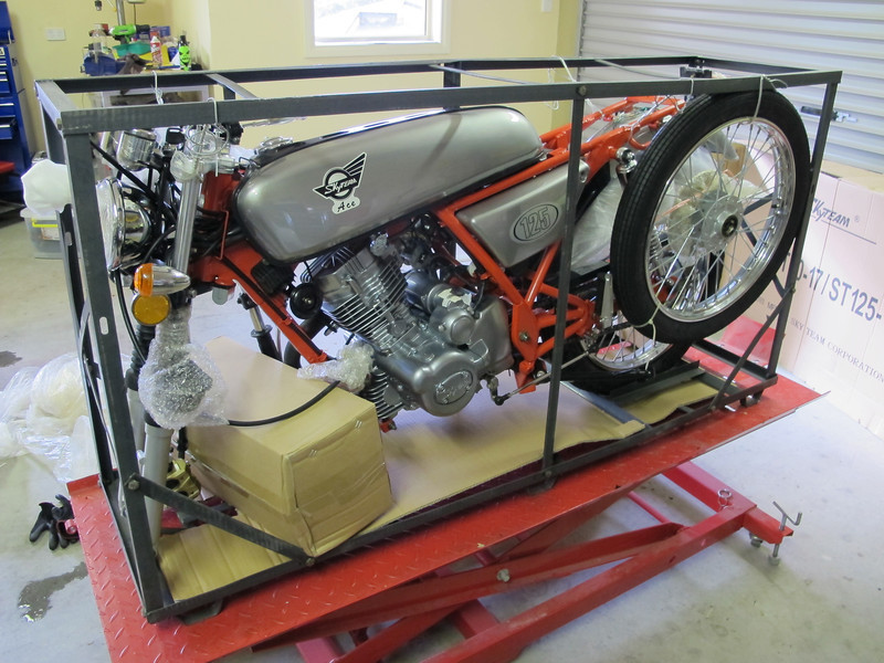 Skyteam Motorcycles Problems | Reviewmotors co